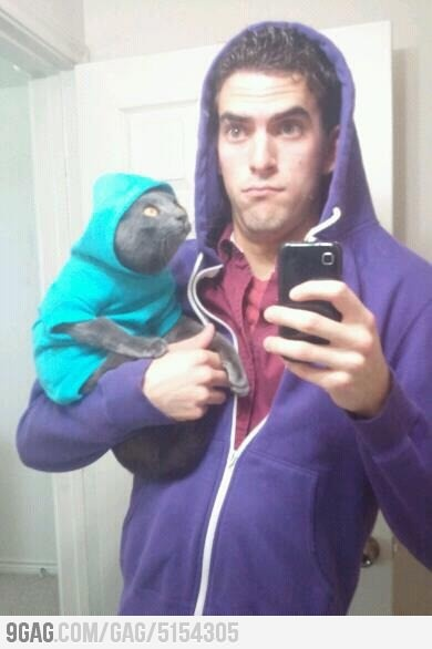 We didn't choose the thug life. The thug life chose us.... Hahahah oh my!This Man, Thuglife, Cat Face, Laugh, Thug Life, Funny Stuff, Life Chose, Funnystuff, Baby Cat