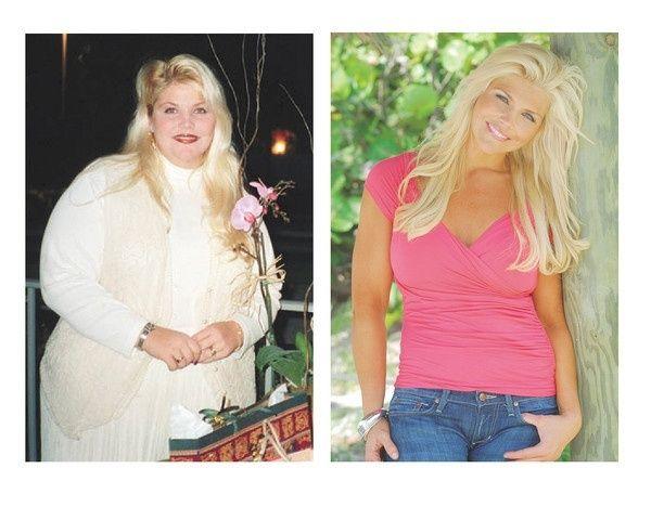 1 month weight loss transformation women girl