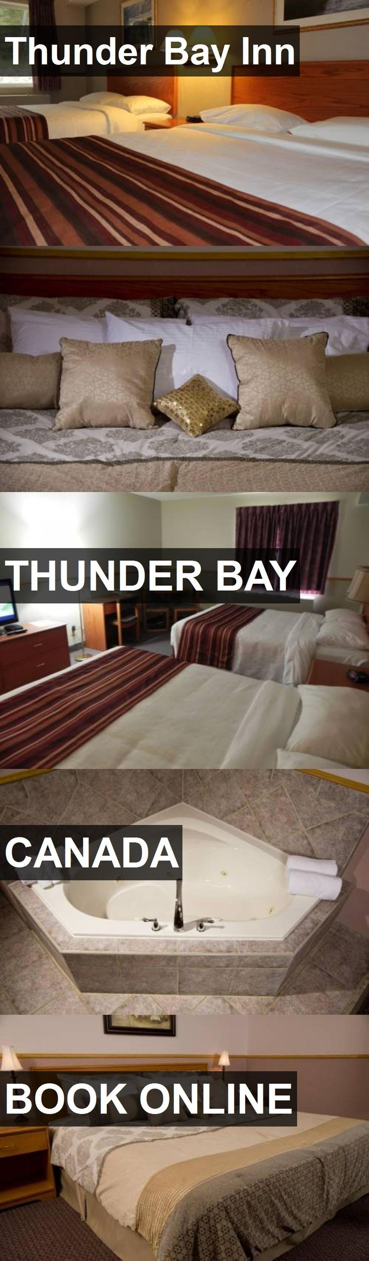 Hotel Thunder Bay Inn in Thunder Bay, Canada. For more information, photos, reviews and best prices please follow the link. #Canada #ThunderBay #travel #vacation #hotel