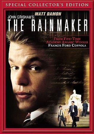 Paramount Studios John Grisham's The Rainmaker