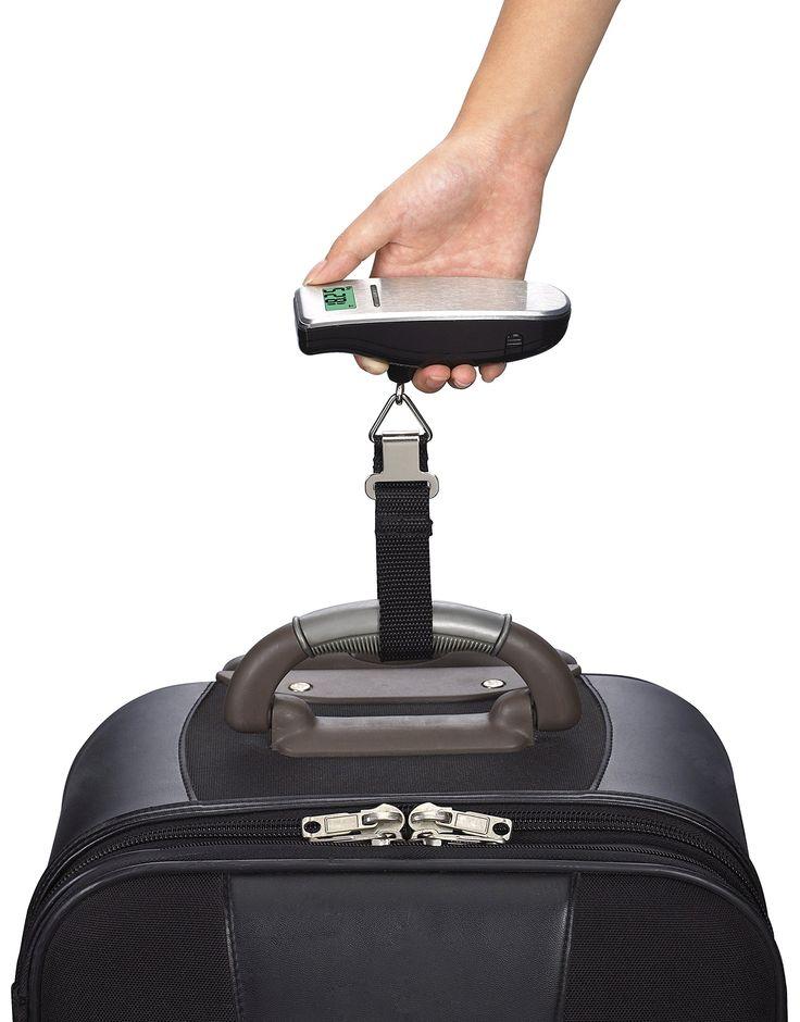 Bilancia per valigia