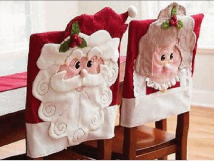 Moldes de cubresillas navideños - Imagui