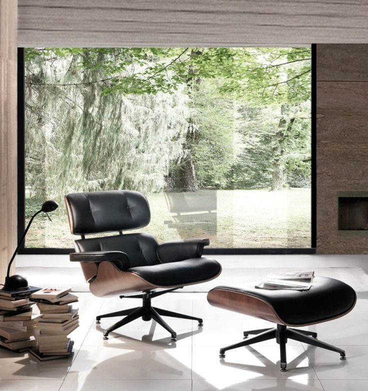 Armchair designs: our top inspirations images | Longue Chair by Vitra.  This fifties design icon is for the lovers of true design. And we couldn't let it go unnoticed.