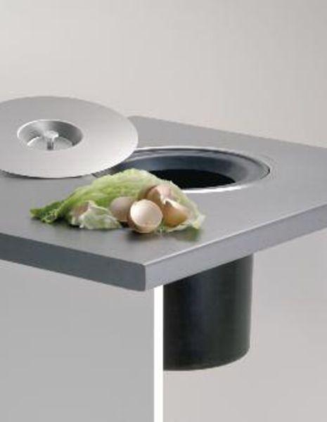 Mer enn 25 bra ideer om Mülleimer wesco på Pinterest - küchen mülleimer einbau