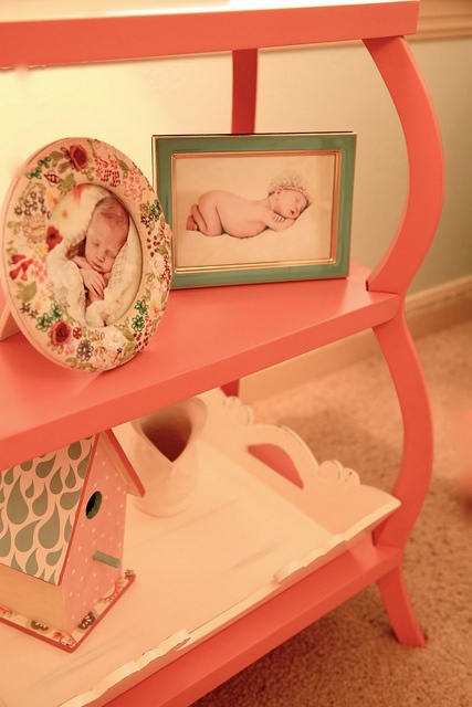 baby room...love these colors!