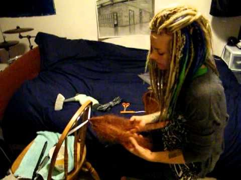 Double Ended Dreadlock Tutorial