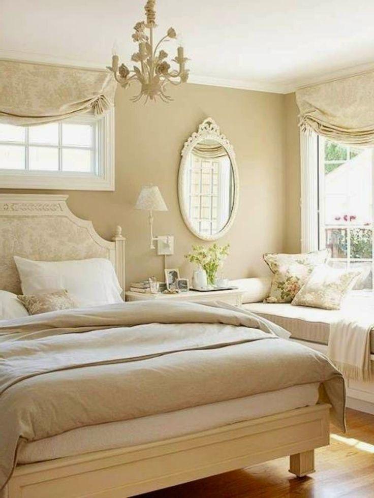 imagenes de dormitorios matrimoniales color crema - Buscar con Google