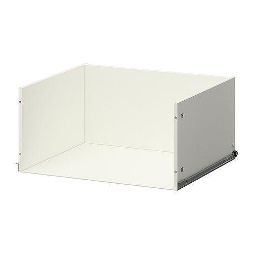 STUVA GRUNDLIG Lade zonder front IKEA Met de STUVA GRUNDLIG kastinrichting kan je je spullen eenvoudig overzichtelijk opbergen.