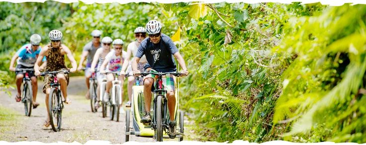 Try a unique cycling experience with Storytellers. Tour Rarotonga by bike and learn from the passionate guides as they tell you about our local culture, history and the land.