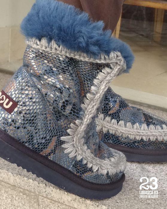 Hemos recibido las botas #MOU !!!, tenemos pocos números... en #23CB en Lagasca 83