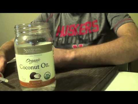 How to Make Your Own Coconut Oil Pills Capsules for Crohn's Disease