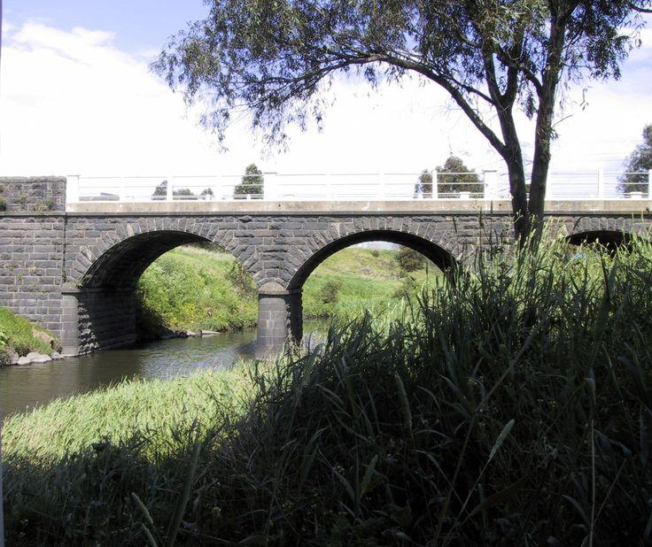 Bridge over Kororoit Creek, Altona