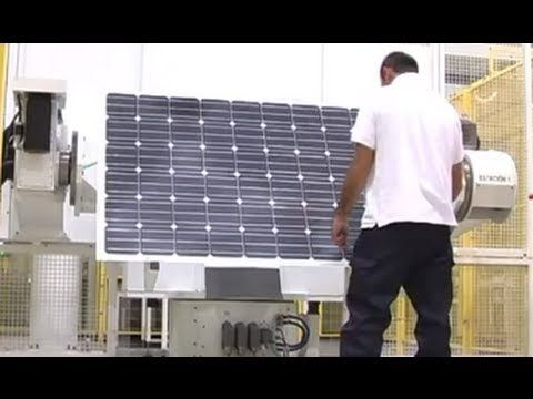 Construyendo mi primer kit panel solar - hecho en casa - YouTube