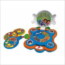 Fisher Price Nickelodeon A B CD Player Knows Your Name 55