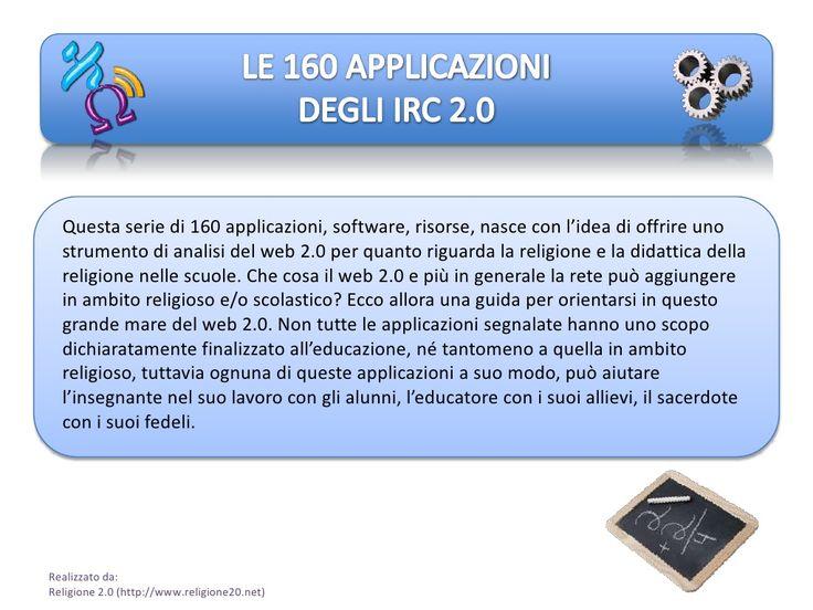 160-applicazioni-per-la-didattica-della-religione by paoluc via Slideshare