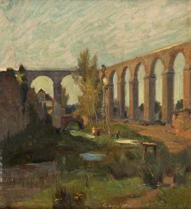 Alfredo Keil - Aqueduto Da Ponte Pedrinha - Queluz