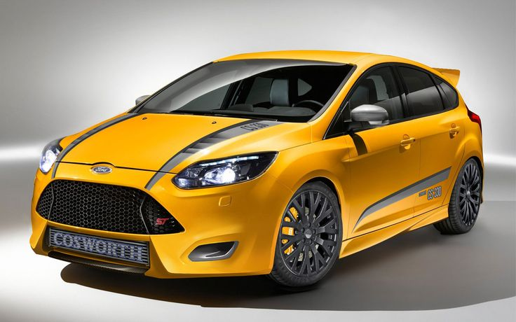 2013 Ford Focus ST M Edition