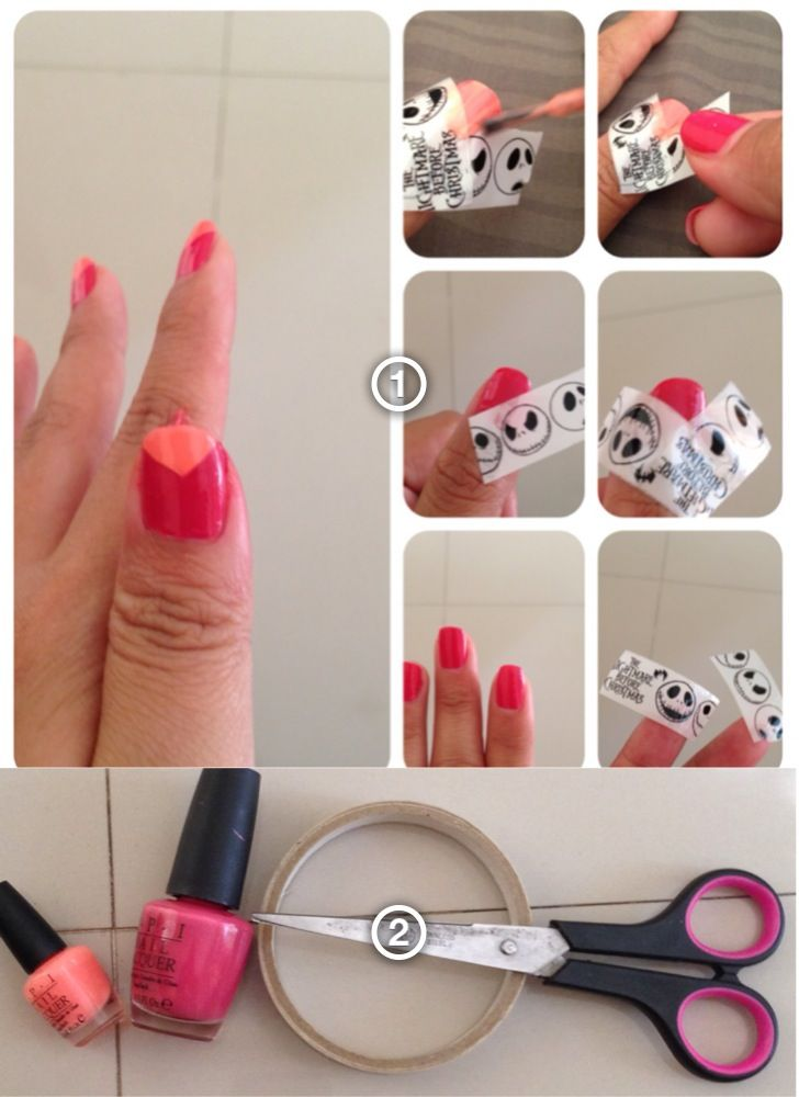 17 Best Ideas About Different Color Nails On Pinterest