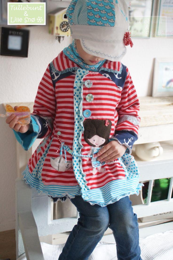 283 best Nähen für Kinder images on Pinterest | Sewing for kids ...