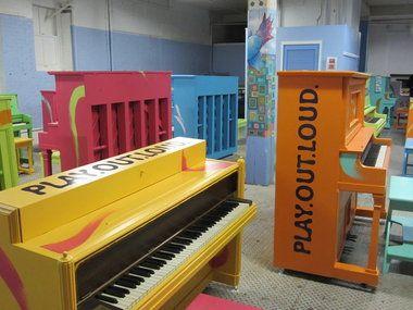 Irving S. Gilmore International Keyboard Festival.