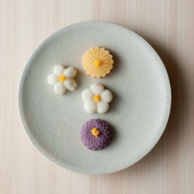 シリコーン 和菓子型
