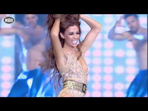 Η Ελένη Φουρέιρα στα Mad VMA 2015 by Coca-Cola (Full Version) - YouTube