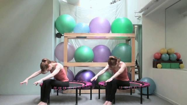 bellicon Pilates WarmUp and Workout - bellicon Routine (Part 5)