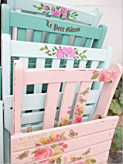 3382 best images about Decoupage ideas and inspiration on