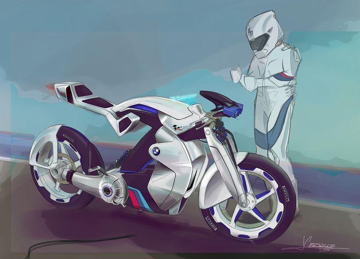 BMW iR Concept on Behance
