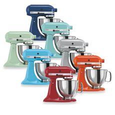 KitchenAid® 5-Quart Artisan™ Stand Mixer - Bed Bath & Beyond