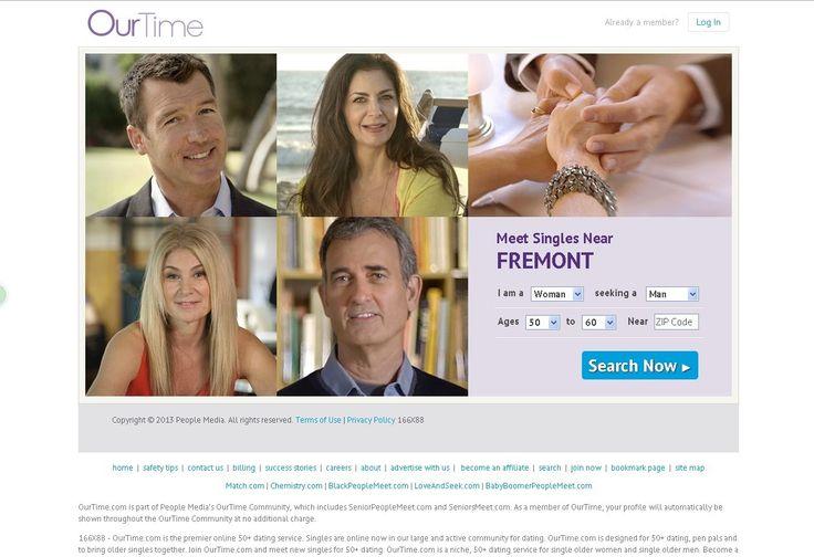Top 10 senior dating sites