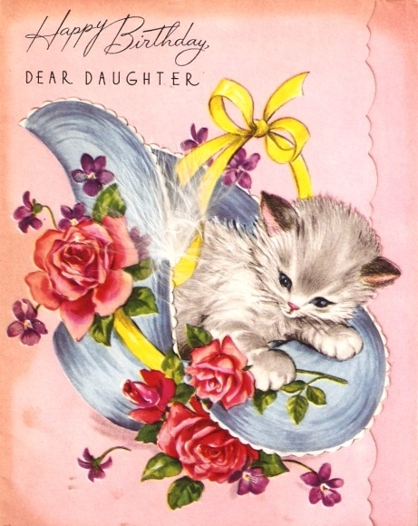 127 best vintage cards images on pinterest | vintage greeting, Einladungen