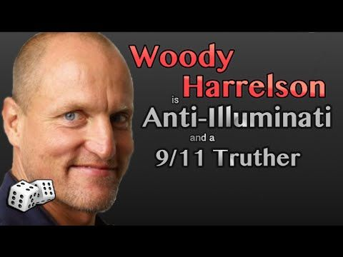 Woody Harrelson is Anti-Illuminati and a 9/11 Truther - YouTube