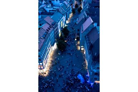 Nurnberg - Blaue Nacht