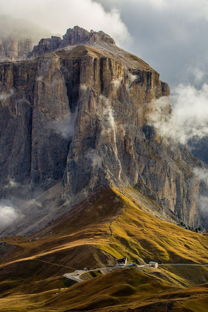 Passo Sella, Italy