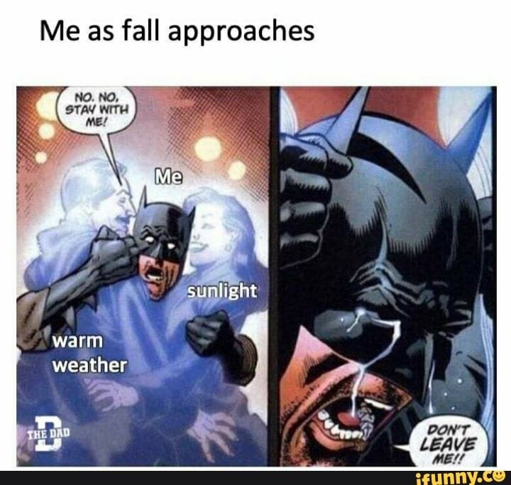 Me As Fall Approaches Ifunny Memes League Memes League Of Legends