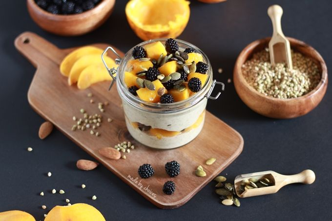 papas trigo-sarraceno   Buckwheat porridge
