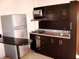 cocinas integrales modernas para casas pequeas