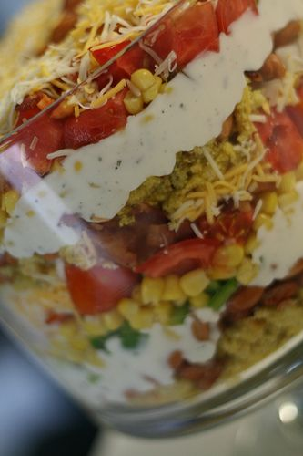 Cornbread Salad | Flickr - Photo Sharing!