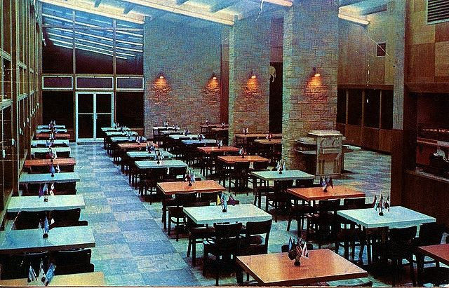 Mount Rushmore Restaurant North By Northwest