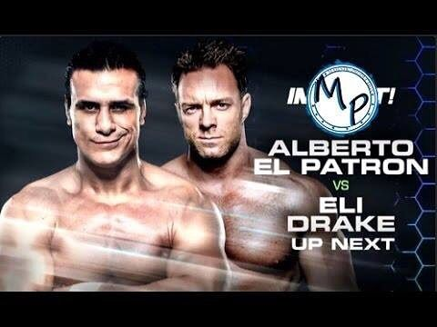 @prideofmexico vs @elidrakeyea last week on IMPACT WRESTLING  youtu.be/rXaeKUXwQ...