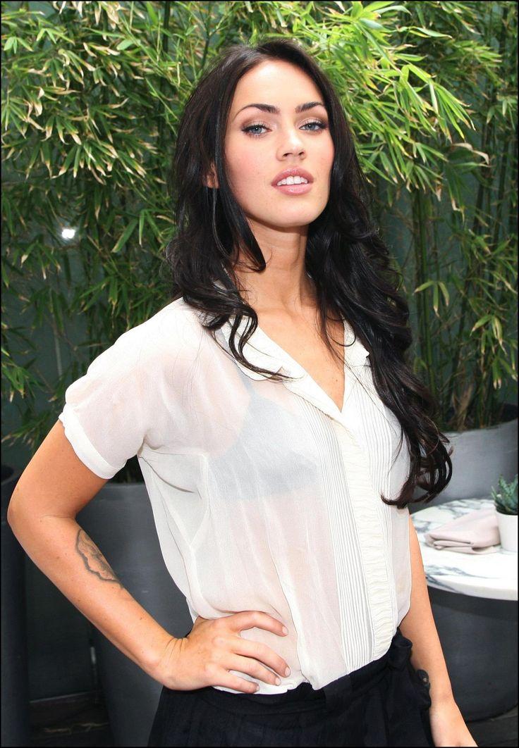 "Megan Fox ""Transformers"" Press Conference In London  2007"