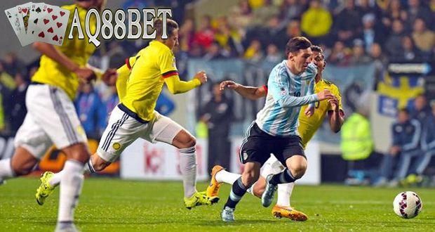 Agen Copa America - Argentina Kalahkan Kolombia 5-4 Lewat Adu Penalti