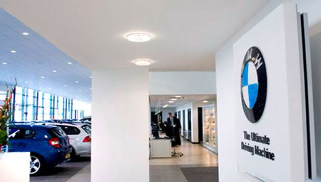 Global sales of BMW Group's core brand rose faster in June than at Audi and Mercedes-Benz as demand from China and the United States helped the premium carmaker to extend a lead over the two rivals in the first six months of the year.