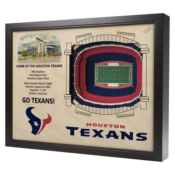 NFL Houston Texans StadiumViews Wall Art - Nrg Stadium