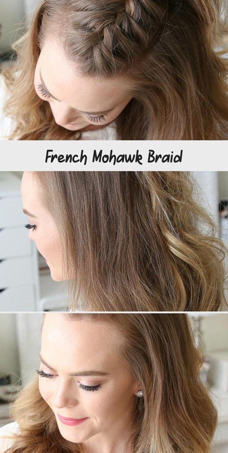 Französisch Mohawk Braid