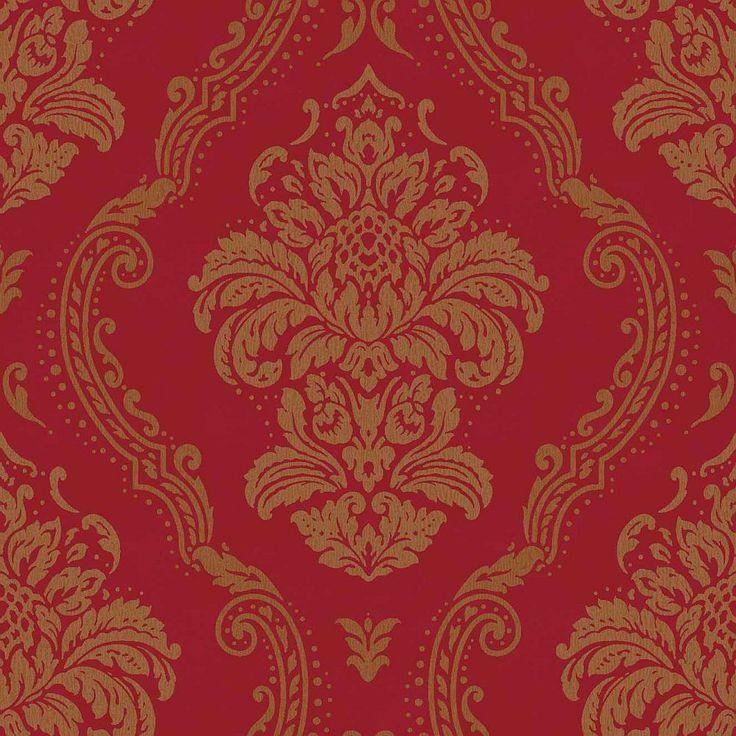 93 best damask background design pattern print wallpaper for Print wallpaper designs