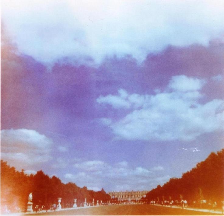 #diana+ #lomography #versaille #france #paris #travel #world #photography