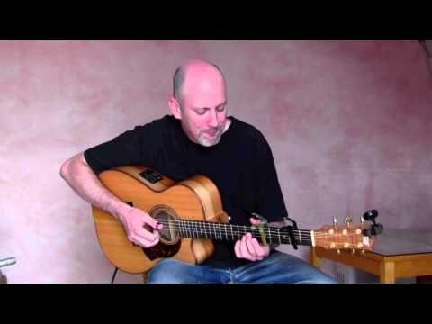 """Get Back"" - Adam Rafferty -  Beatles Solo Fingerstyle Guitar - YouTube"