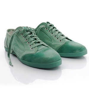 Fab.com | Chic Sneaks, Not For GeeksT 1 Sneakers, Mint Green, T1 Sneakers, Sneakers Mint